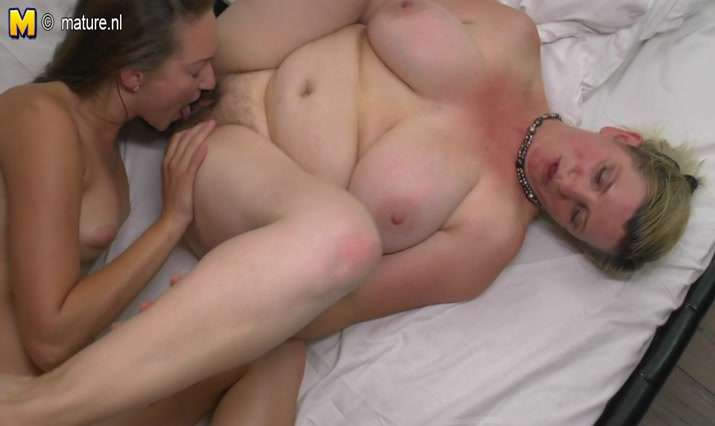 Old And Young Lesbians Video