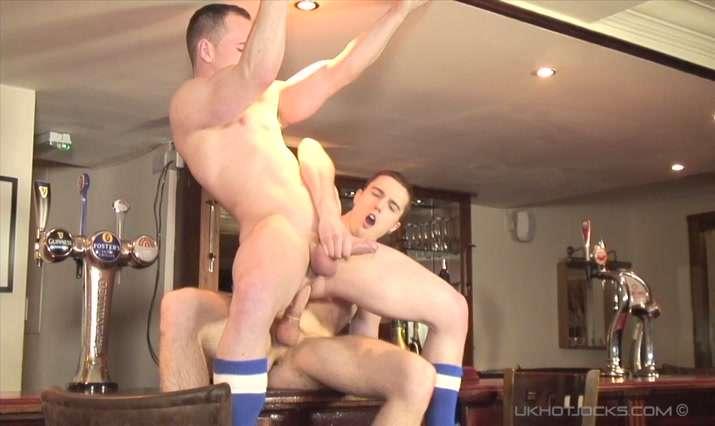 UK Hot Jocks Video