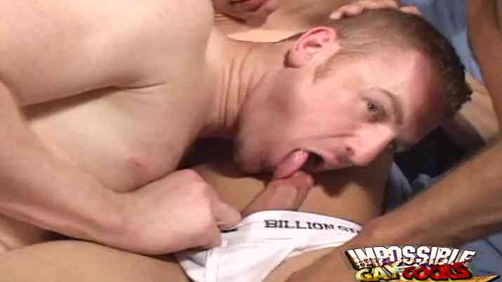 On Impossible Gay Cocks, you'll soon discover that they are not exaggerating ...