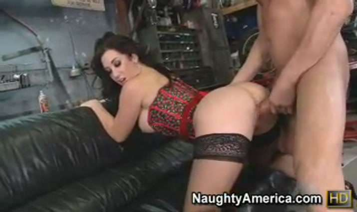 Naughty America Mobile Video