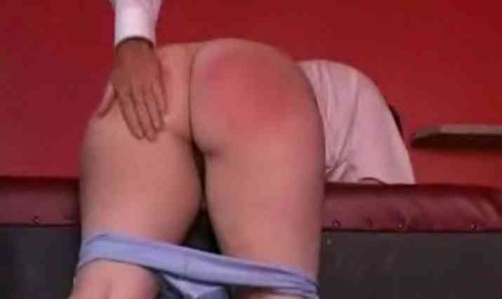 SIT Spanking Video