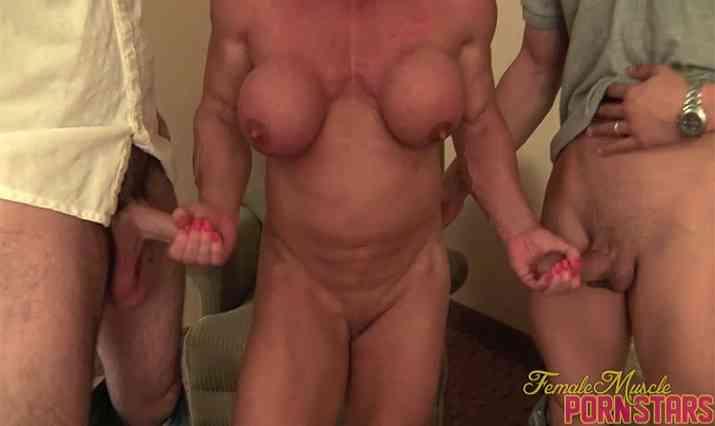 Female Muscle Pornstars Video