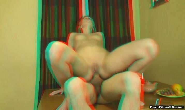Porn Films 3D Video