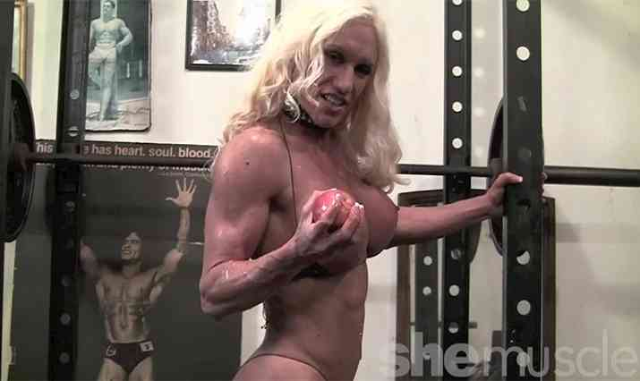 She Muscle Video