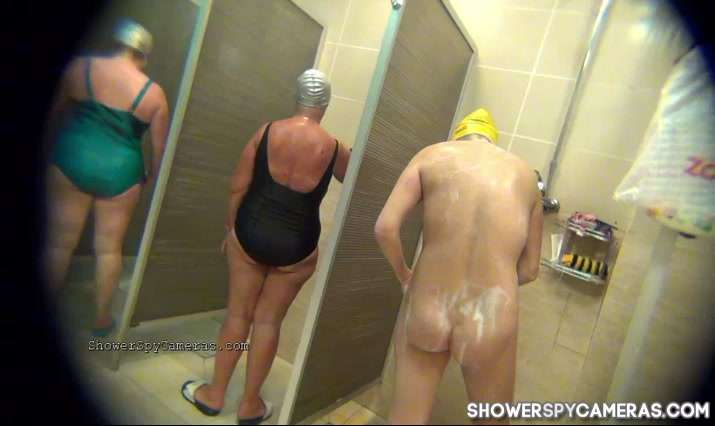 Shower Spy Cameras Video