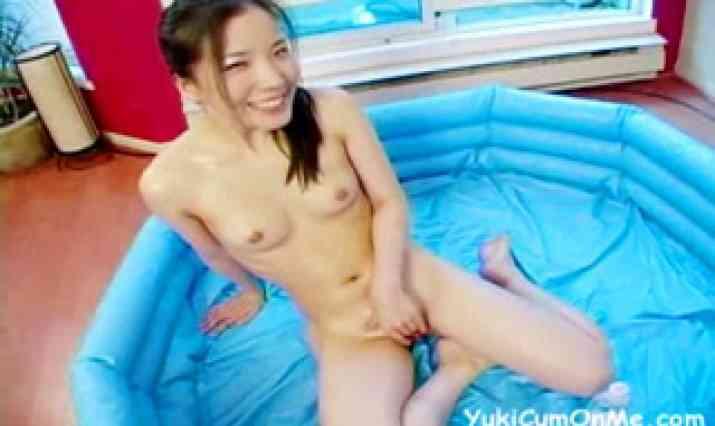 Yuki Cum On Me Video
