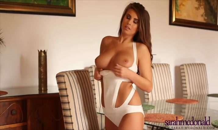 Sarah McDonald Video