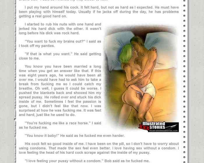 Scene ever! free original erotic stories That made