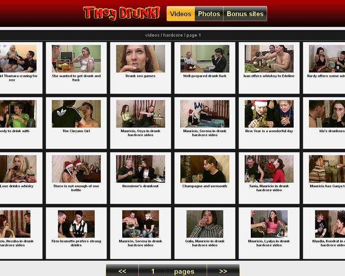 Visit 'They Drunk'