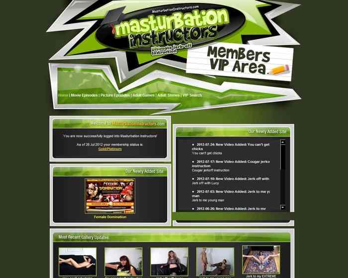 Masturbation Instructors 86