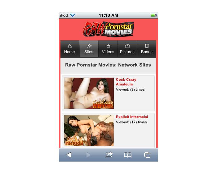 Mobile Pornstar Videos 9
