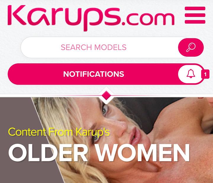 Karups Older Women Porn Pics