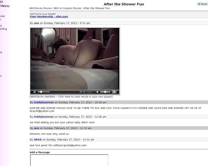 Bbw Sex 4u