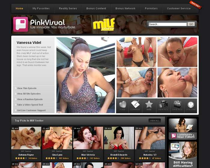 Milf seeker video previews