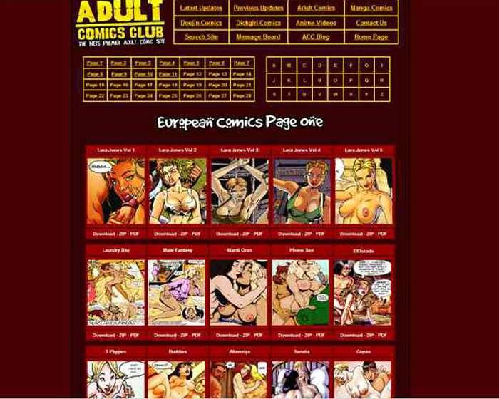 AdultComicsClub