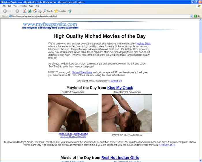 Busty feed html member myfreepaysite