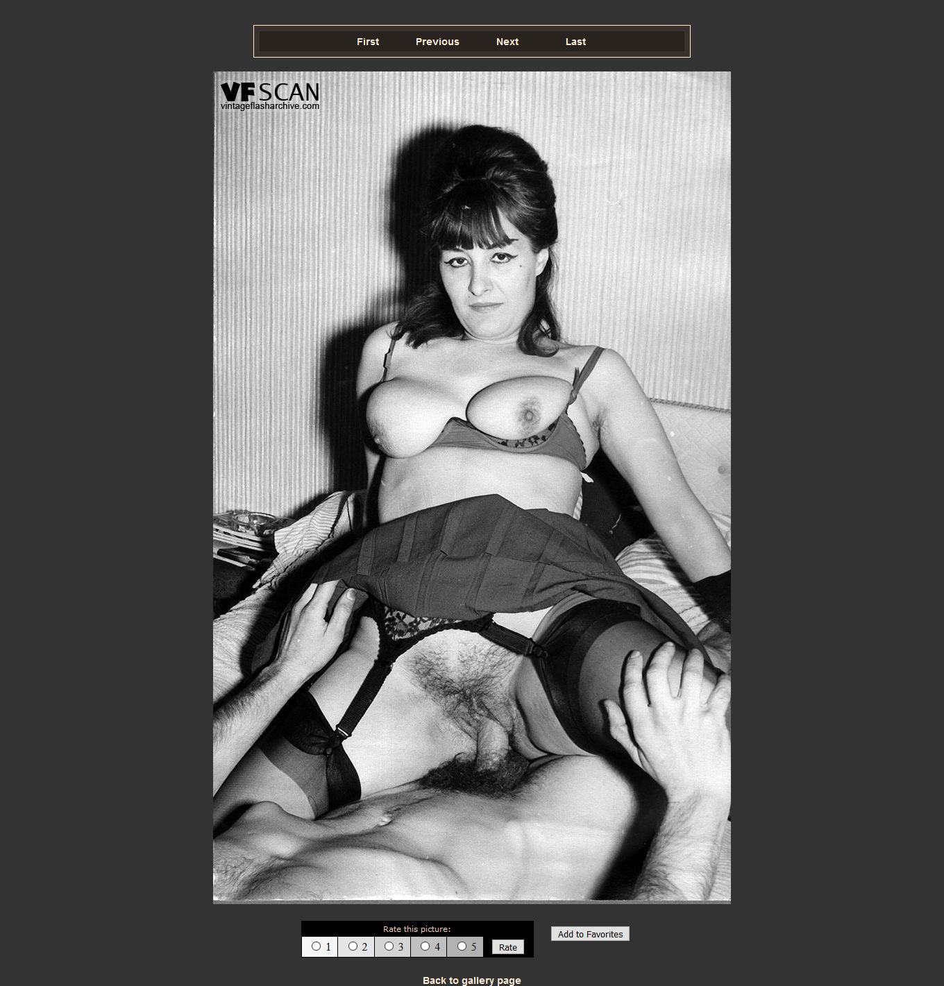 Vintage Flash Archive Has Hot Vintage Porn Pics From The -7169