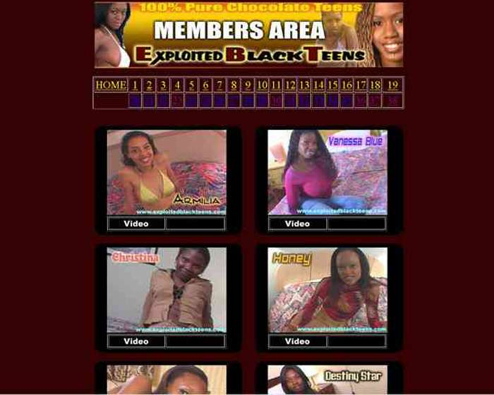 Visit 'Exploited Black Teens'