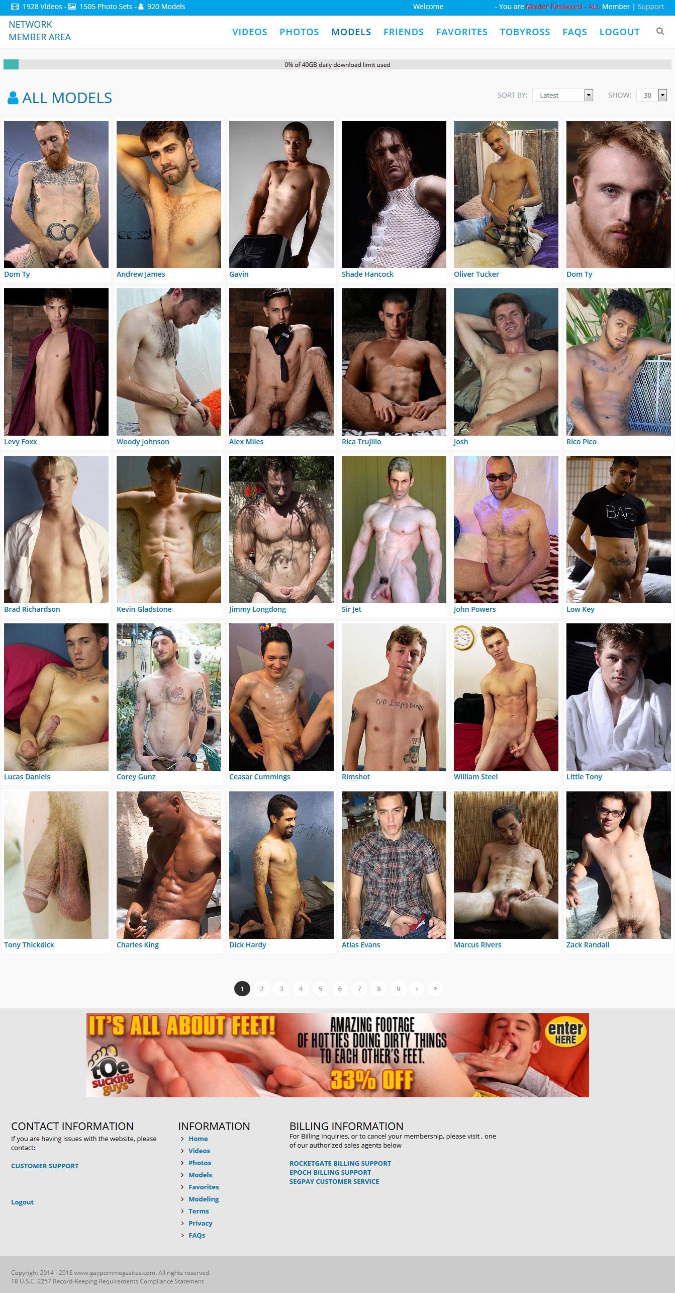 best gay adults mega sites