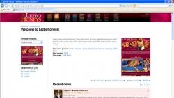 Preview #1 for 'Lezbo Honeys'
