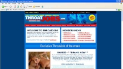 Preview #1 for 'Throat Jobs'