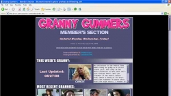 Preview #1 for 'Granny Gummers'