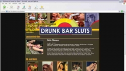 Preview #1 for 'Drunk Bar Sluts'