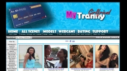 Preview #2 for 'My Tranny Girlfriend'