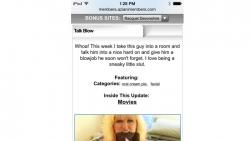 Preview #3 for 'Raquel Devonshire Mobile'