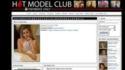Preview #1 for 'Hot Model Club'