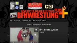 Preview #1 for 'BFH Wrestling'