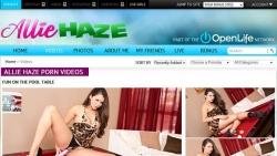 Preview #1 for 'Allie Haze'