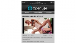 Preview #3 for 'Open Life Mobile'