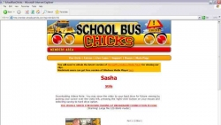 Preview #4 for 'School Bus Chicks'