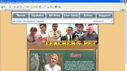 Preview #1 for 'Shy Teachers Pet'