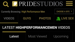 Preview #1 for 'High Performance Men'