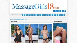 Preview #1 for 'Massage Girls 18'