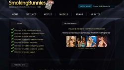 Preview #1 for 'Smoking Bunnies'