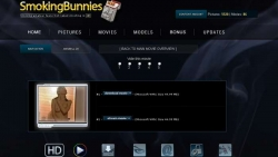 Preview #3 for 'Smoking Bunnies'