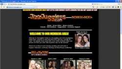 Preview #1 for 'Jizz Jugglers'