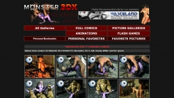 Preview #2 for 'Monster 3DX'