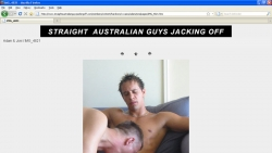 Preview #3 for 'Straight Australian Boys Jacking Off'