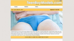 Preview #1 for 'Teen Boy Models'
