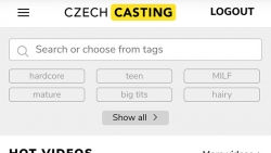 Preview #1 for 'Czech Casting'