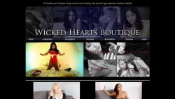 Preview #1 for 'Wicked Hearts Boutique'