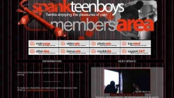 Preview #1 for 'Spank Teen Boys'