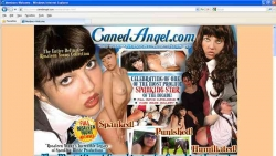 Preview #1 for 'Caned Angel'