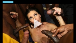 Preview #3 for 'Interracial Blow Bang'