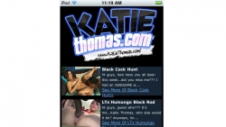 Preview #1 for 'Katie Thomas Mobile'