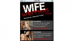 Preview #1 for 'Wife Writing Mobile'